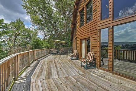 'River House' - 4BR Vevay House w/Water Views! - Vevay - Maison