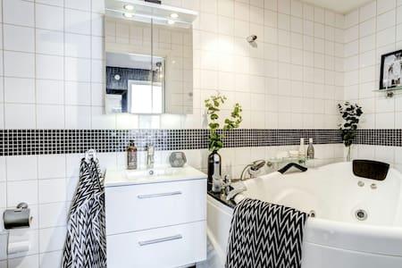 Charmig ljus och fin lägenhet - Sundsvall