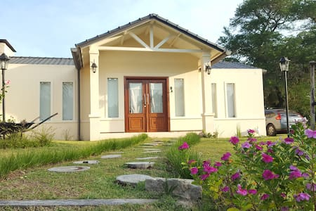 Barrio Cerrado Hermosa Casa Familiar - San Bernardino - House