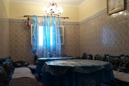 Spacious apartment in Sidi Ifni close to the beach - Apartment