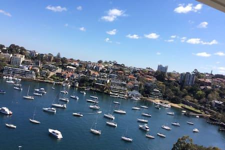 Short walk to Harbour Bridge & City - Milsons Point - Apartment