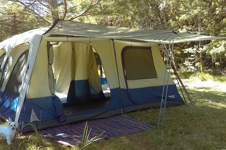Cosy 3bdr Tent StoneyCr. EcoCamping - Tenda