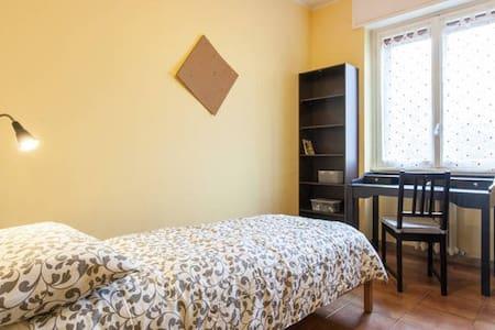 CAMERA SINGOLA in APPARTAMENTO WI-FI free - Appartamento