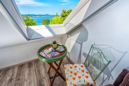 Apartment Tatjana Kolovare - Zadar - Huoneisto