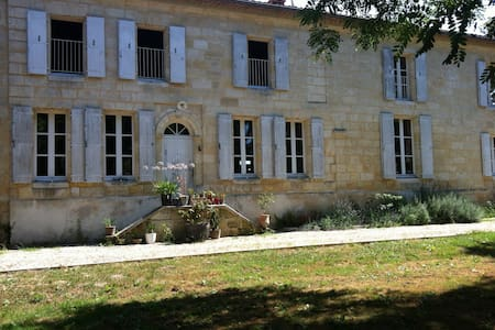 Chambre d'hôtes des 2 rivières - Coutras - Gästehaus