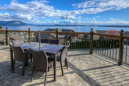 Mill bay luxury ocean gateway - Mill Bay - Ház