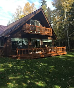 Trails End 3 bedroom house - Seboomook Lake