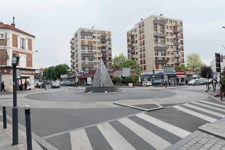 Canapé convertible confortable - Vincennes