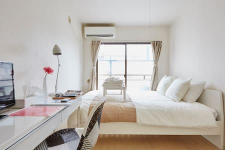 ◆Free WIFI◆Shinjuku!Pleasant & Cozy/Samurai I7 - Apartment