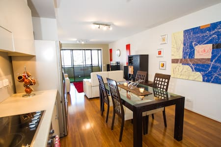Quality living in a convenient location - Apartamento