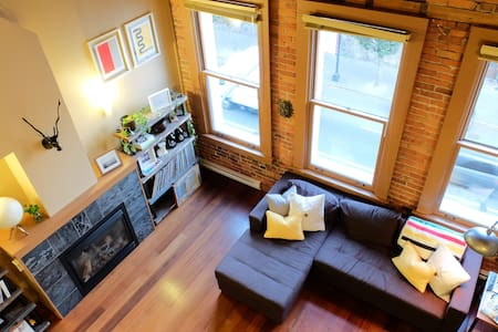 LOFT- Heart of Downtown Victoria