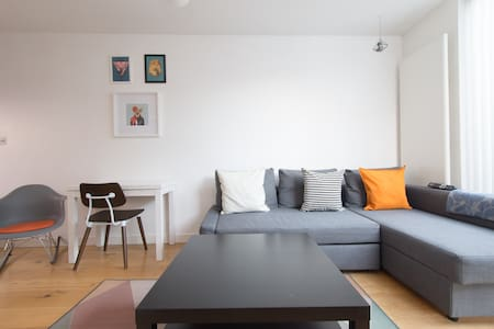 Central & Modern 1-Bed in the Heart of Shoreditch - Londres - Pis