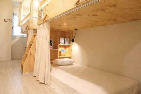 Female 4 dormitory 올레스테이(ollestay) - Jungjeong-ro, Seogwipo-si