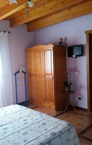 Habitación doble con desayuno. - Cacabelos - Bed & Breakfast
