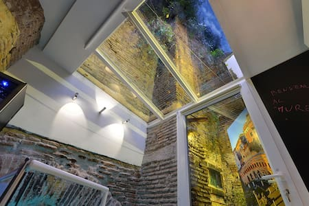 Comfort & Design by the Roman walls - Roma - Apartment