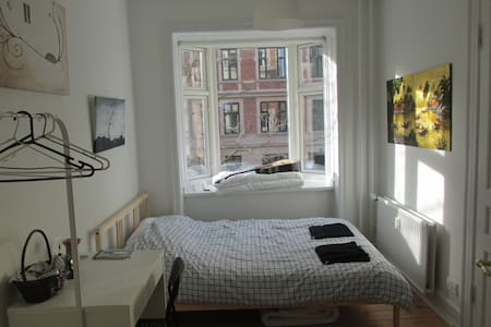 Spacious, sunny & convenient in CPH - Apartment