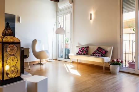 Loft in the center of Barcelona - Barcelona - Apartment