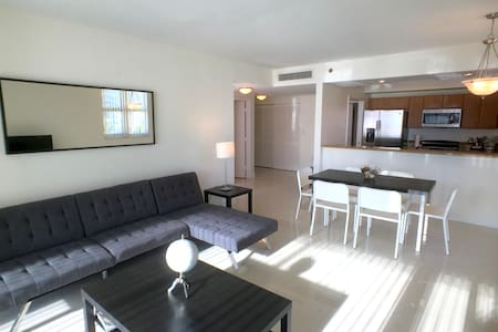 Fantastic 2/2 in Brickell, #1212 - Miami - Apartment