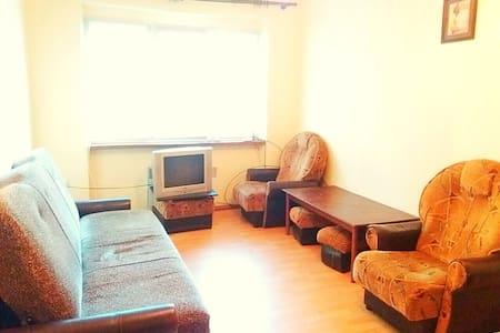 однокомнатная квартира возле Авто и ЖД вокзала - Uzhhorod - Appartamento