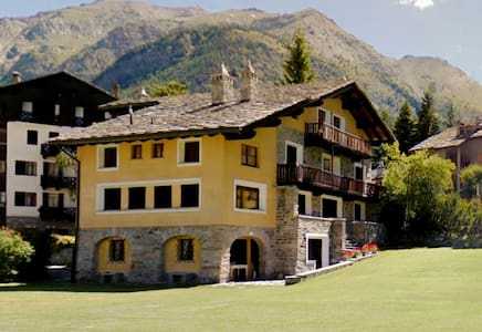 Niccolina N2 Our Family Home - Cogne