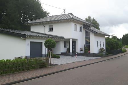 Ferienwohnung am Eifelsteig / Wander & MTB Service - Daire