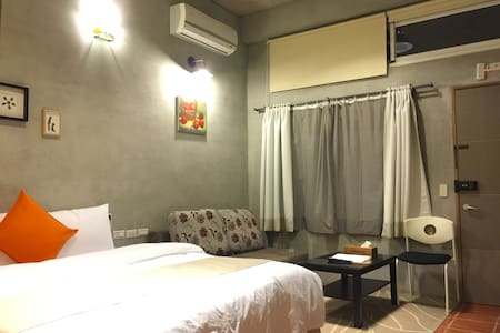 Taitung, David SamStrong Lite, Room 202, 1 sleep - Guesthouse