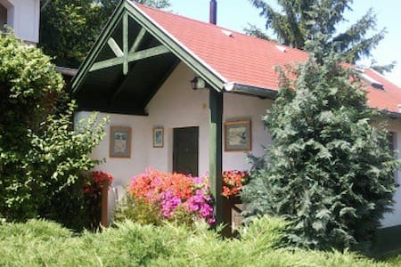 Falusi szálláshely - Bungaló