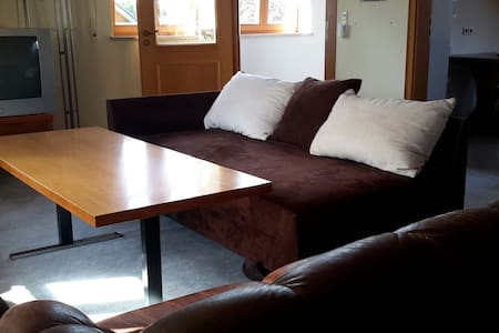 Cosy 2 room appartement in the heart of franconia - Daire