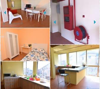 Olivehouse - Brandnew Hostel - Sovesal