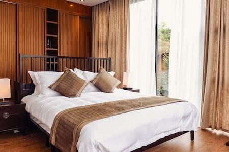 虔心小镇(豪华景观两室套房) - Ganzhou - Villa