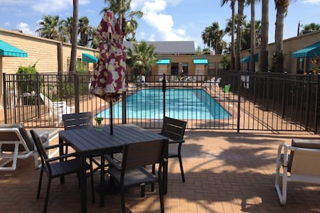 Quiet Affordable Condo on South Padre Island, TX - Остров Саут-Падре - Квартира