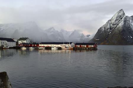 Leknes, Lofoten - Vestvågøy - Lägenhet