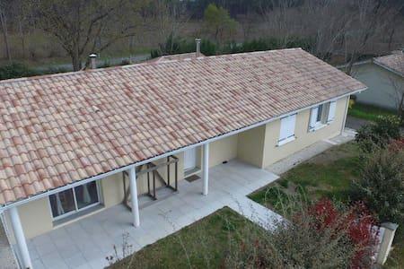 Maison récente proche de Mimizan - Saint-Paul-en-Born - Haus