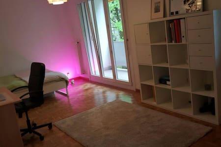 Chambre individuelle - Lausanne