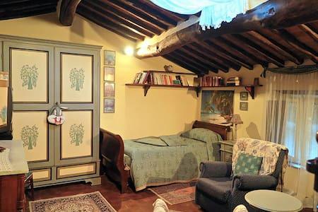 Camera per vacanza a pochi minuti da Lucca - Haus