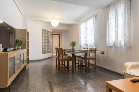 Single room at the University area - València - Appartamento