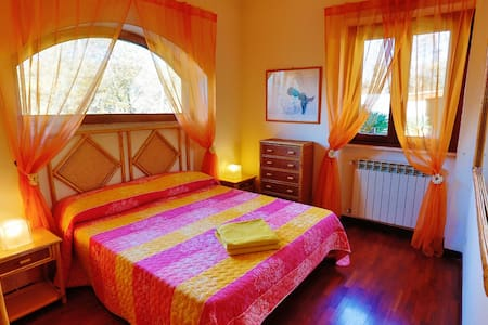 The room in the villa near Rome - Bed & Breakfast