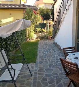 Appartamento con giardino centralissimo - Wohnung