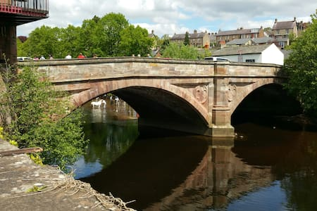 The Eden Suite  3 Bed Apartment - Appleby-in-Westmorland