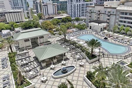 Miami Brickell  Luxury Condo - Miami - Apartment