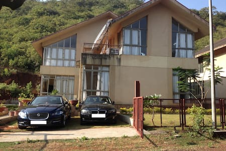Lavasa Luxury Villa Fully Furnished - Villa