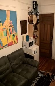 Studio in Manhattan 7 blocks north of Central Park - Appartement