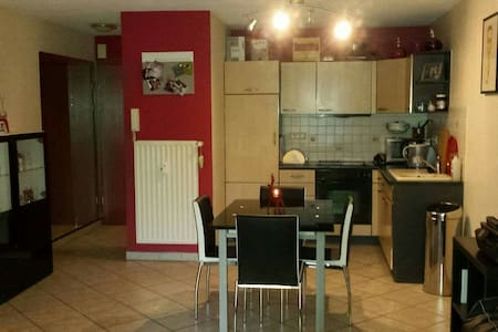Appartement 1 chambre avec jardin - Lakás