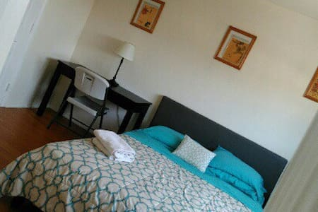 cozy room 3to stay 雅房出租 - Rowland Heights - House