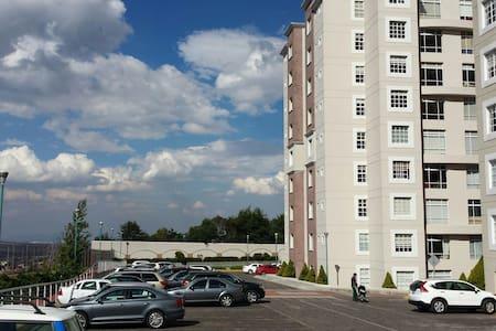 Departamento espectacular Residencial Bosque Verde - Huixquilucan - Apartment