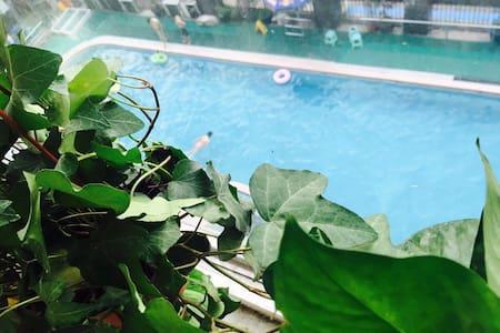 Ray's home住在美领馆旁,接近九眼桥吃喝玩,3分钟到地铁站,安逸的房间 - Chengdu - Appartamento