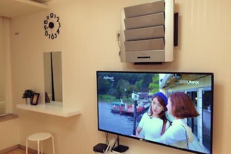 [NEW/SALE]♥1min from Gangnam stn.♥Chloe's House♥ - Seocho-gu - Apartment