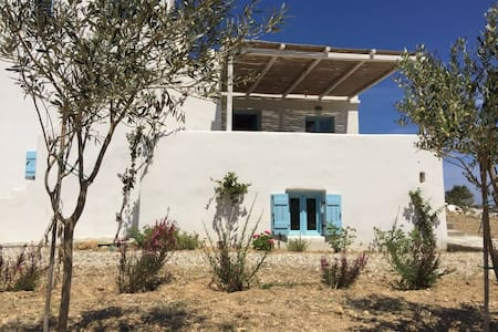 Typical Cyclades Style House - Haus
