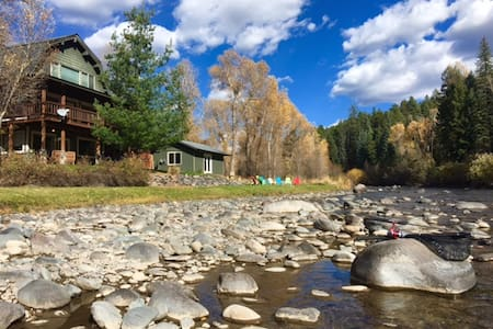 Closest Riverside 4 Bdrm to Wolf Creek and Pagosa - Pagosa Springs
