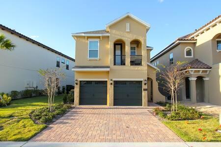 Villa 964 Golden Bear Dr, Reunion Resort, Orlando - Kissimmee